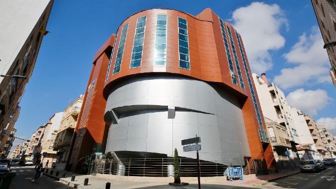 palacio de la musica de Torrevieja 2021