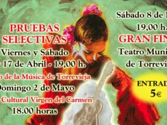Primavera Flamenca en Torrevieja
