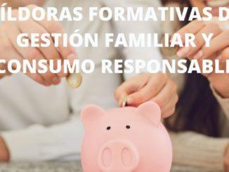 Taller de de gestión familiar y consumo responsable en Torrevieja