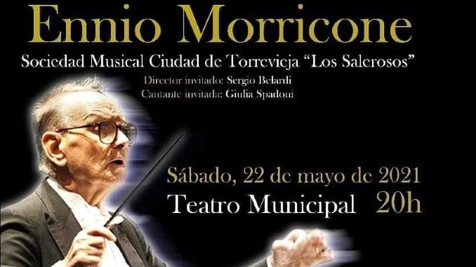 Ennio Morricone Los Salerosos Concierto Torrevieja