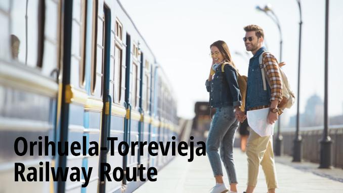 Orihuela-Torrevieja Railway Route