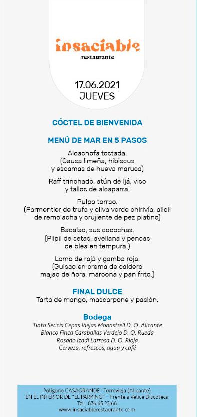 jornadas-gastronomicas-torrevieja-2021-restaurante-insaciable-menu