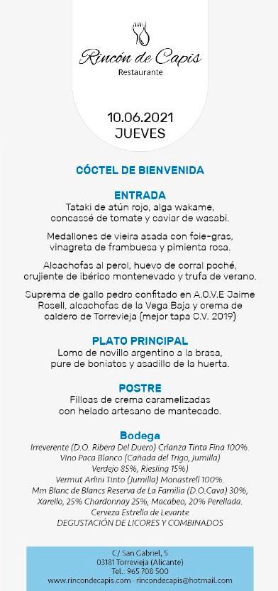 jornadas-gastronomicas-torrevieja-2021-restaurante-rincon-de-capis-menu