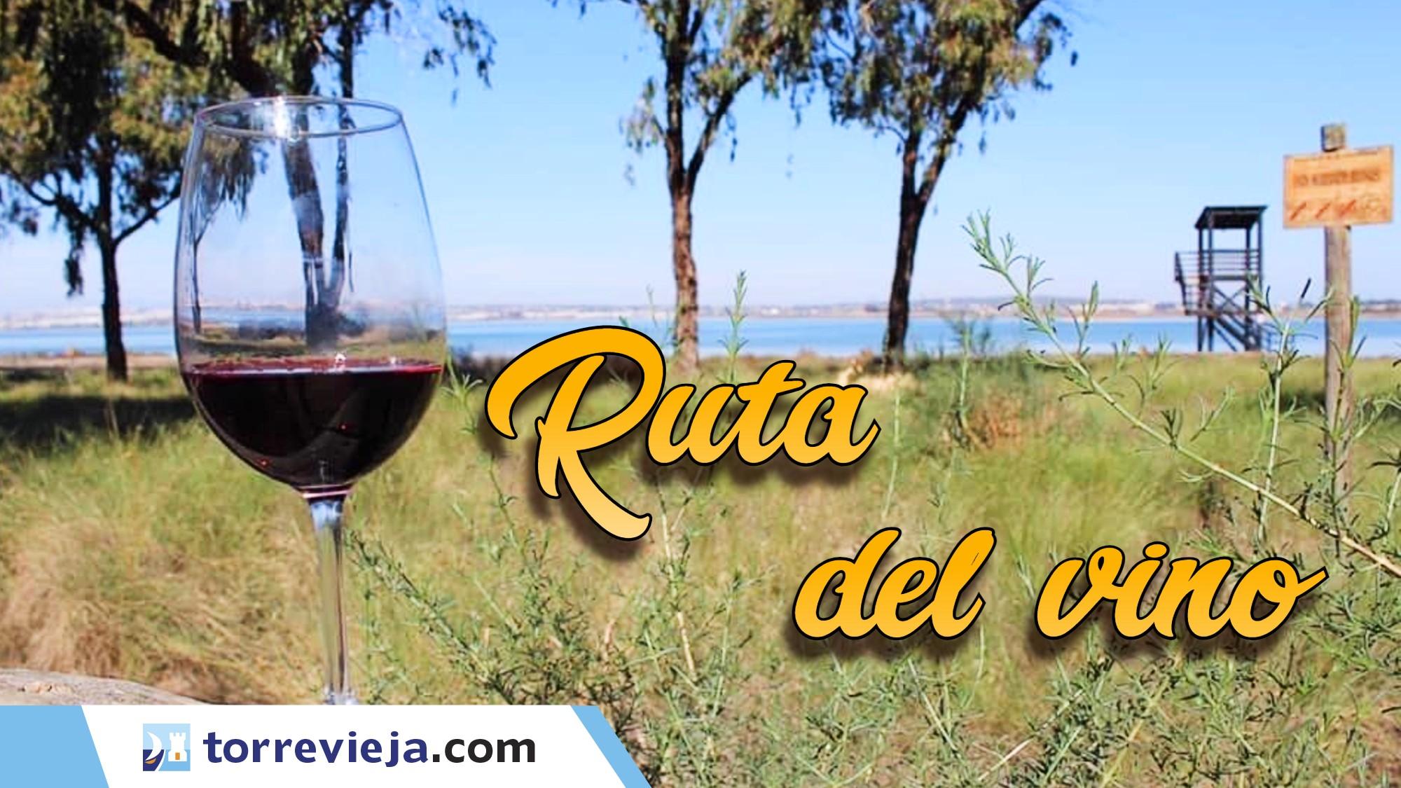 ruta del vino Torrevieja