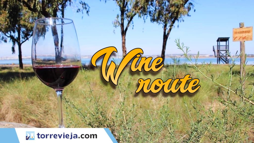 wine route torrevieja