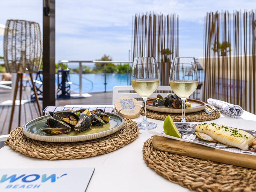 wow beach Campoamor by Las Colinas Golf & Country Club