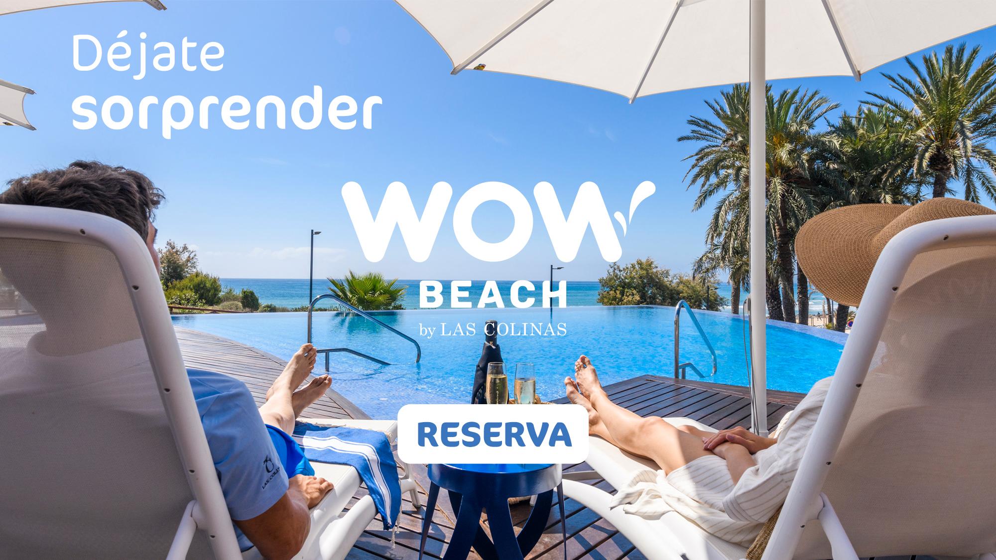 wow beach campoamor