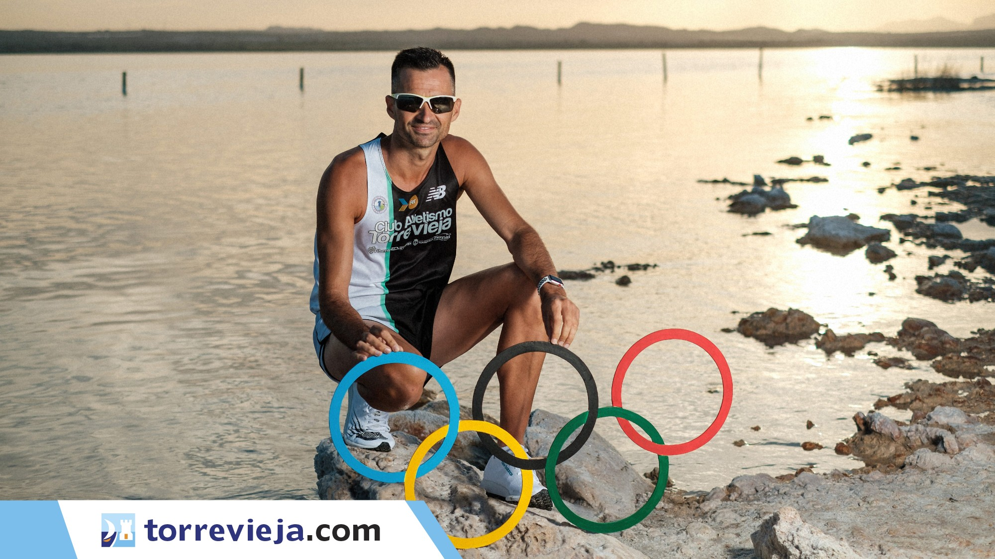 Luis Manuel Corchate Torrevieja juegos olimpicos Tokio