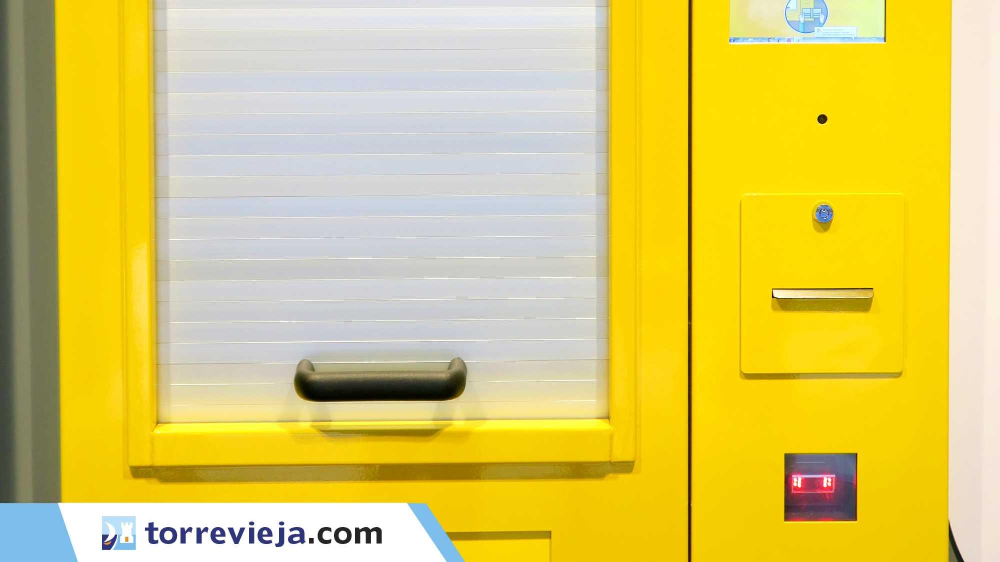 enviar paquete correos Torrevieja