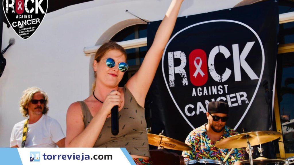 rock against cancer torreviejacom