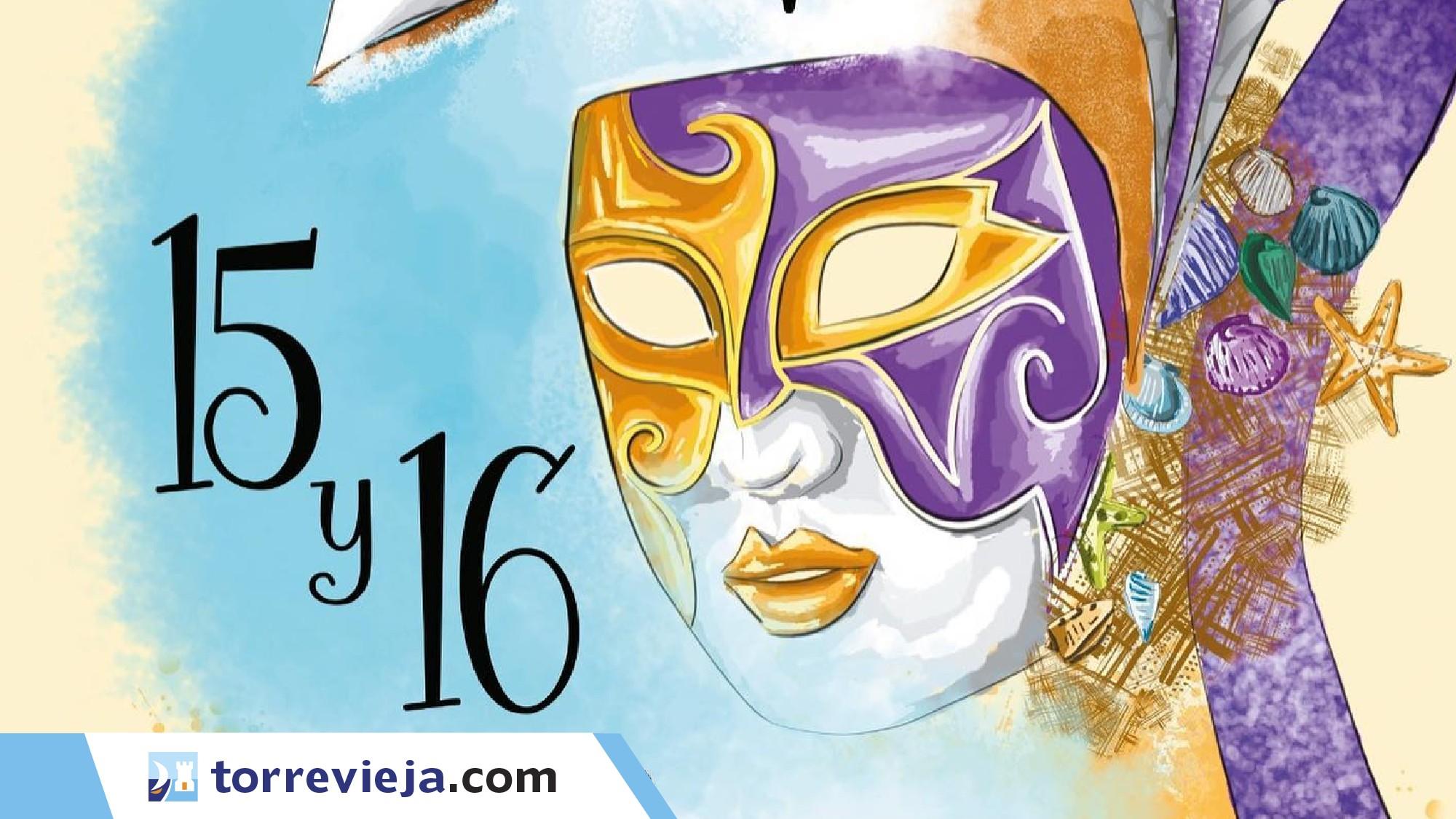 carnaval d'été Torrevieja 2021
