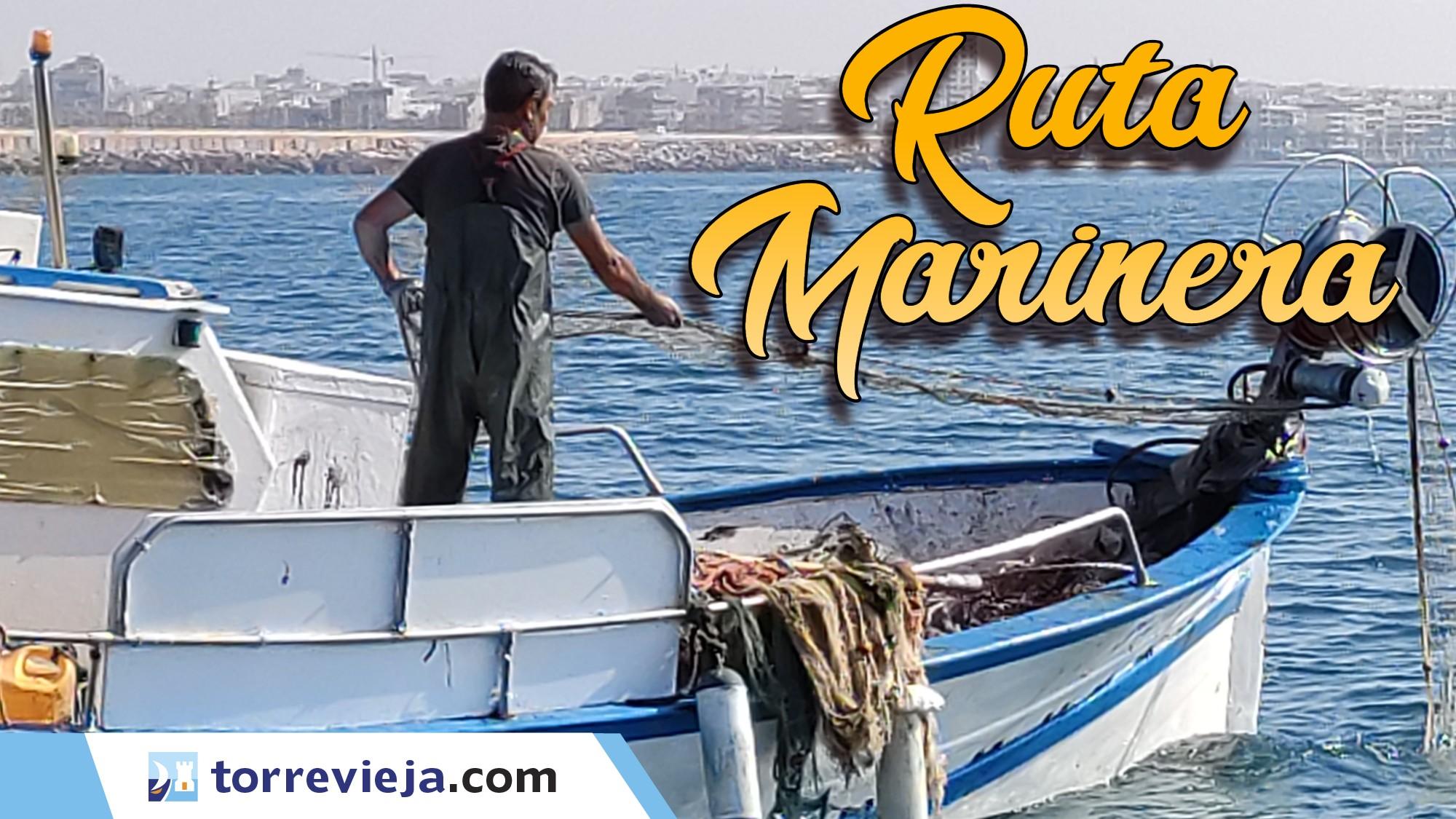 ruta marinera visita lonja pescado Torrevieja