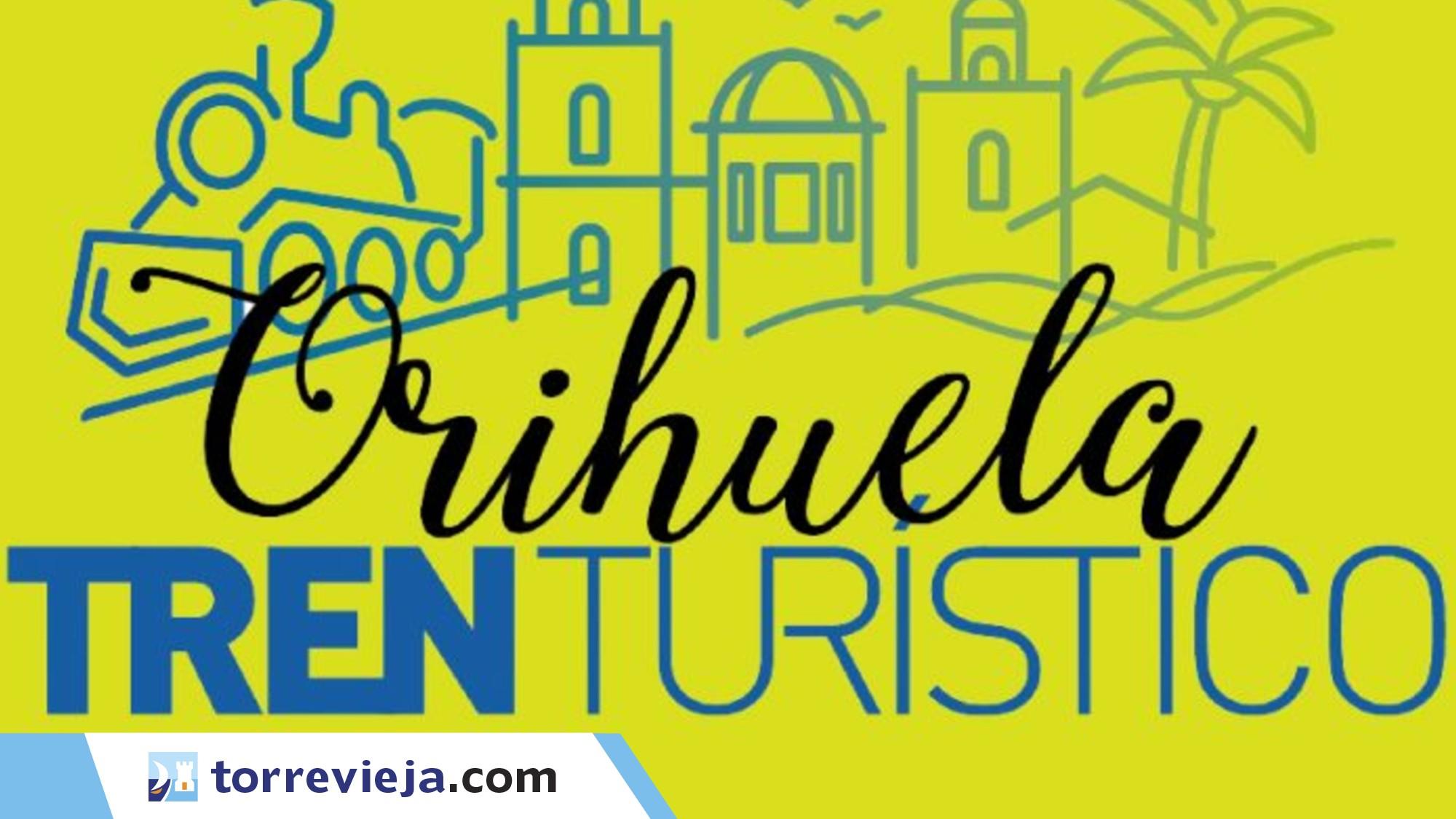 tren turistico Orihuela Costa