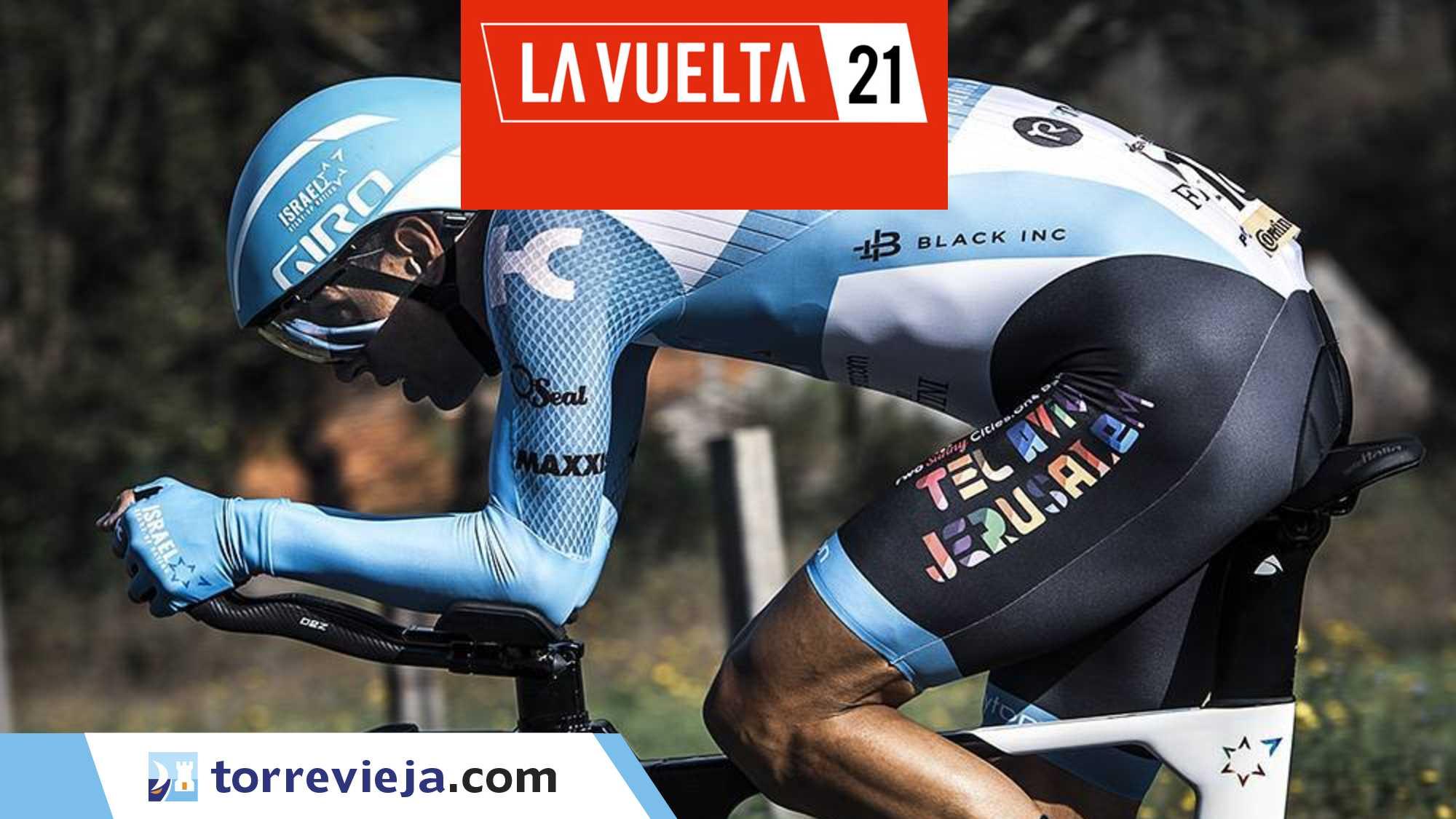 vuelta ciclista a españa 2021 Torrevieja