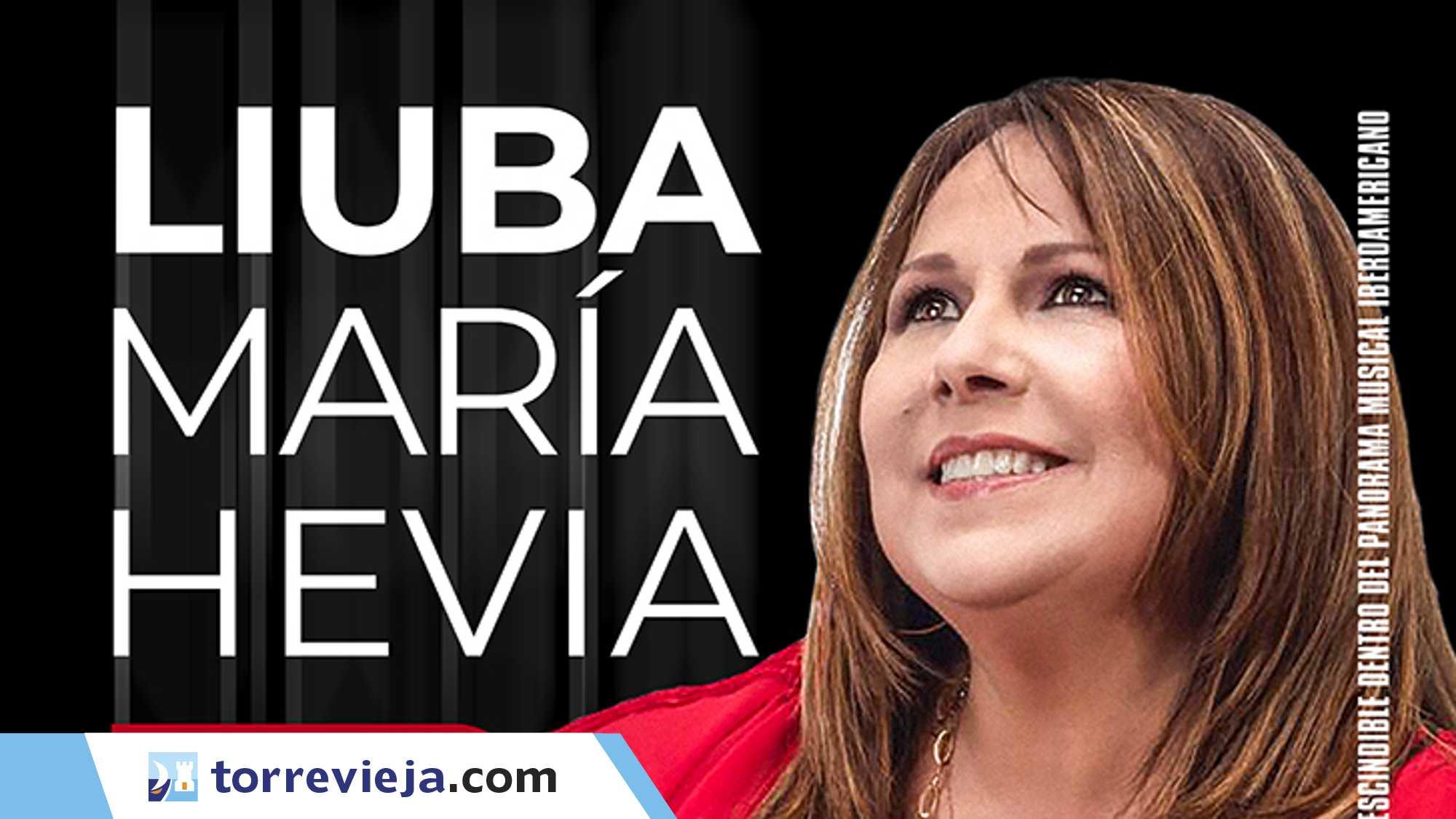 Concierto de Liuba María Hevia Torrevieja