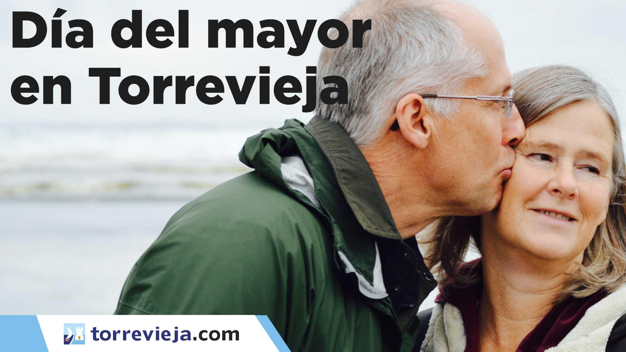 Día internacional de las personas mayores en Torrevieja