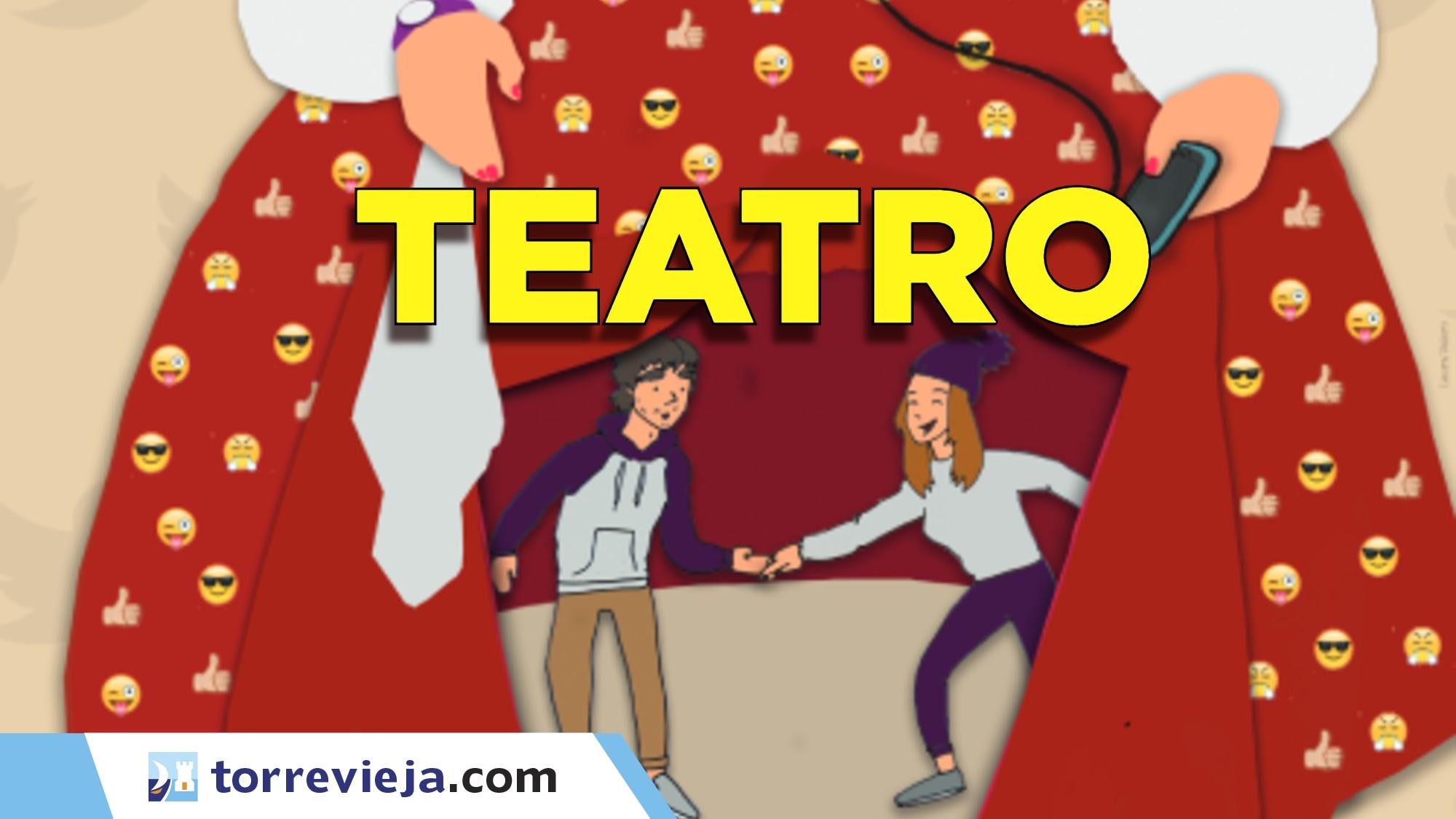 Театр: Путешествия Алекса и Елены TORREVIEJACOM