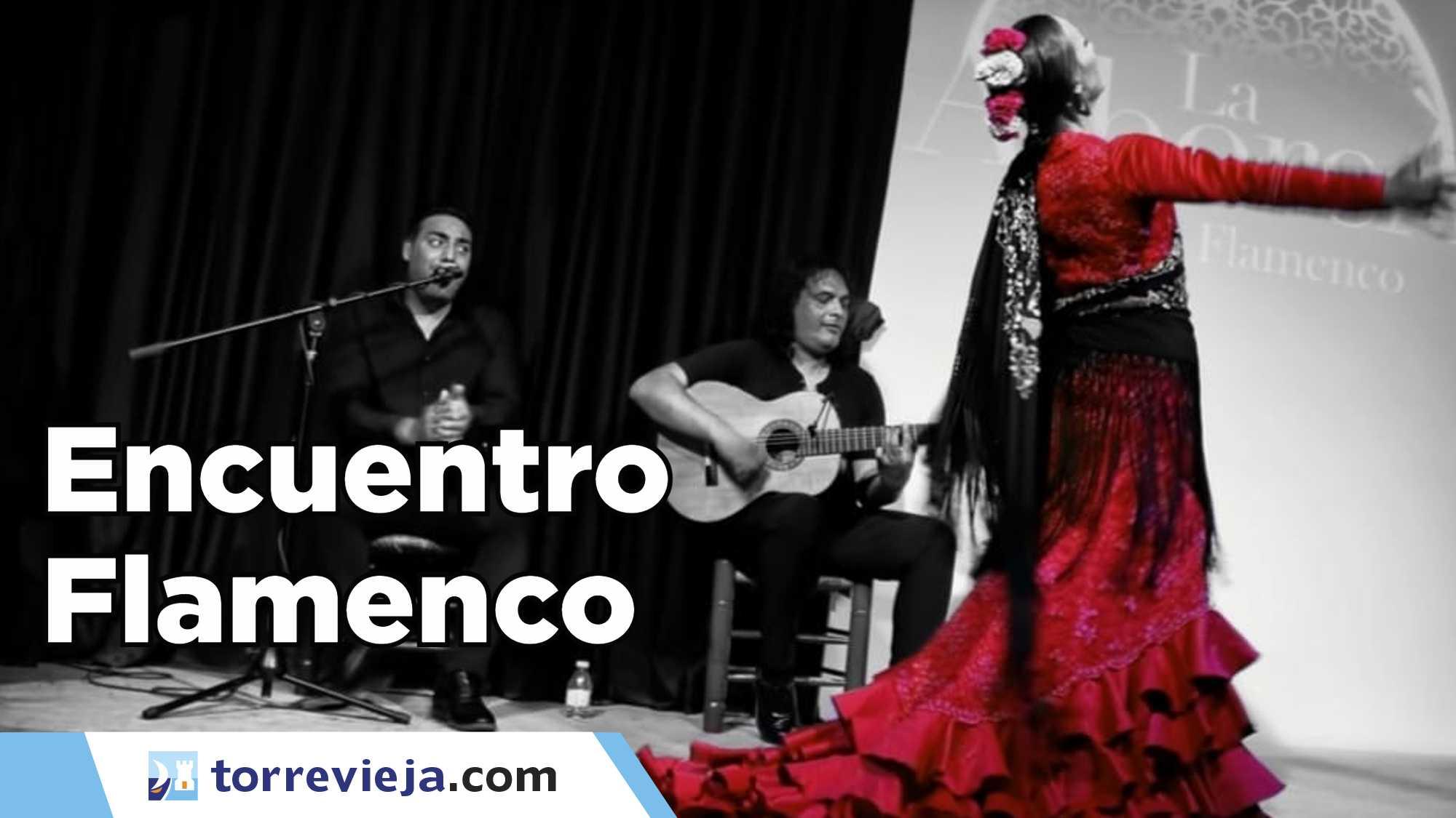 XV Встреча фламенко город Торревьеха2021
