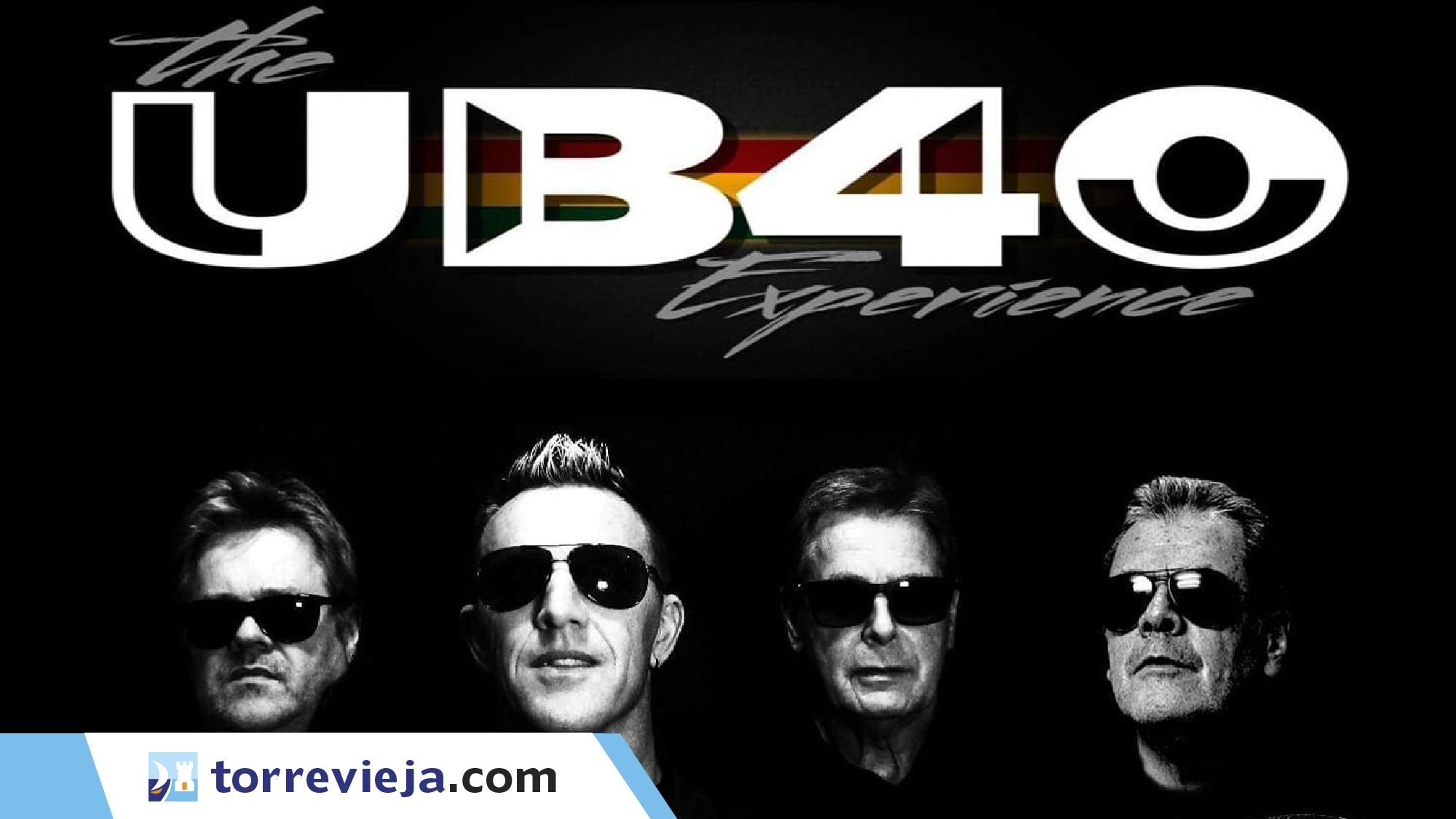 концерт памяти ub40 torrevieja los cucalos