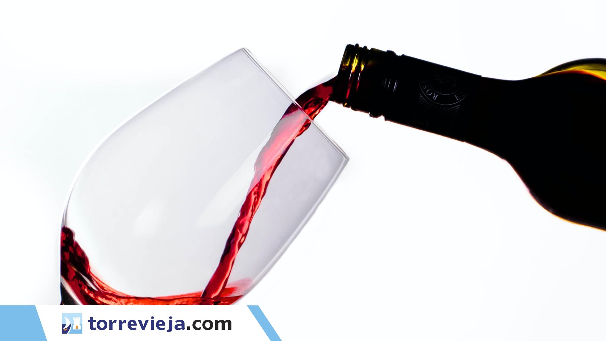 Cata de vino Sopla Levante Guardamar El patio de mi casa
