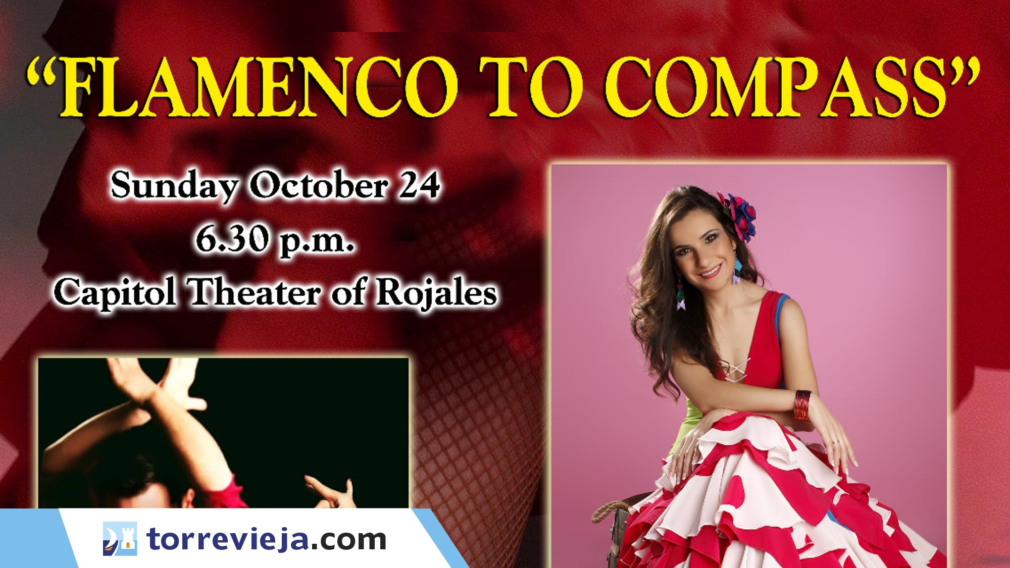 Flamenco to compass in Rojales