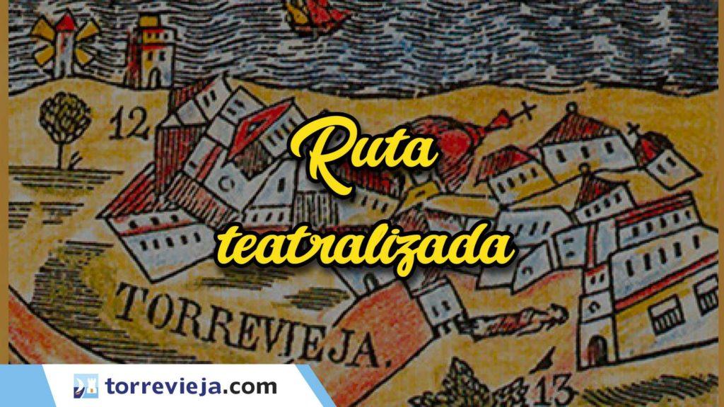 Театрализованный исторический маршрут: землетрясение в Торревьехе